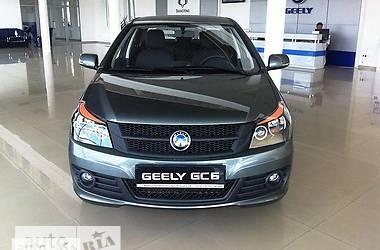 Geely GC6 1.5 MT (94 л.с.) Com 2015