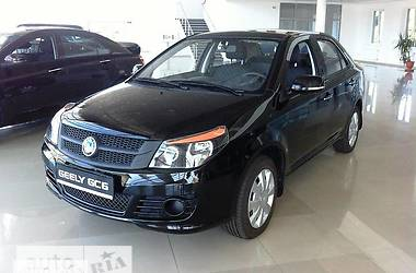 Geely GC6 1.5 MT (94 л.с.) Bas 2015