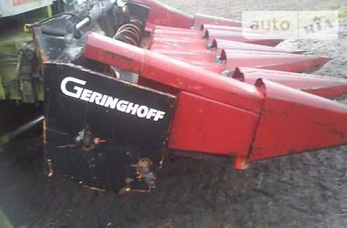 Geringhoff PCA  2000