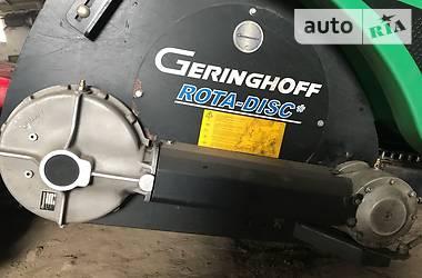 Geringhoff Rota-Disc 800 B 2015
