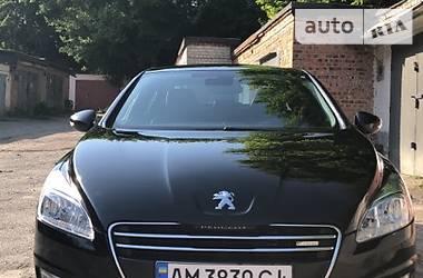 Цены Peugeot 508 Гибрид
