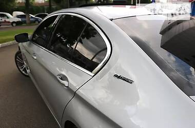 Цены BMW 530 Гибрид