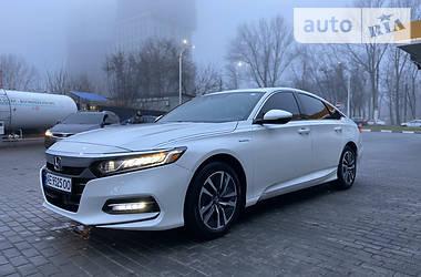 Цены Honda Accord Гибрид