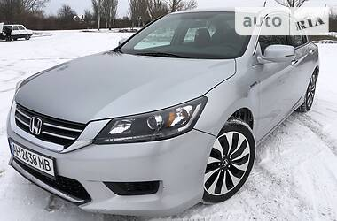 Цены Honda Accord Гибрид