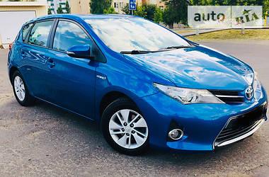 Цены Toyota Auris Гибрид