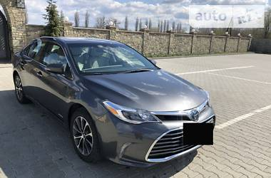 Цены Toyota Avalon Гибрид