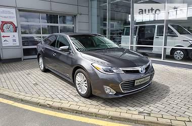 Ціни Toyota Avalon Гібрид