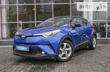 Ціни Toyota C-HR Гібрид