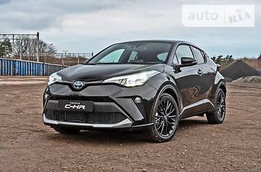 Цены Toyota C-HR Гибрид