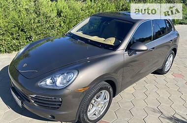 Цены Porsche Cayenne Гибрид