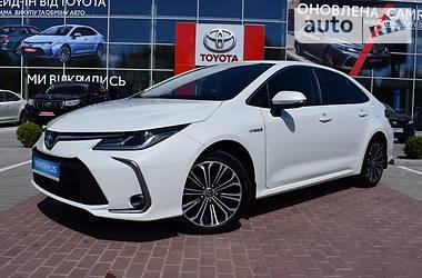 Цены Toyota Corolla Гибрид