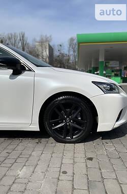Цены Lexus CT 200h Гибрид
