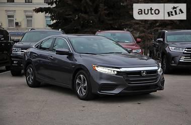 Ціни Honda Insight Гібрид