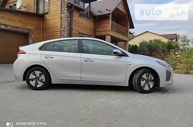 Цены Hyundai Ioniq Гибрид