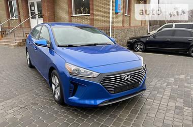 Ціни Hyundai Ioniq Гібрид