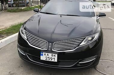 Цены Lincoln MKZ Гибрид