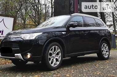 Ціни Mitsubishi Outlander PHEV Гібрид