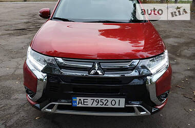 Цены Mitsubishi Outlander PHEV Гибрид