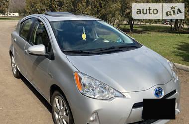 Цены Toyota Prius C Гибрид