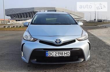 Ціни Toyota Prius v Гібрид