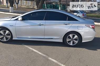 Цены Hyundai Sonata Гибрид