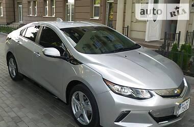 Цены Chevrolet Volt Гибрид