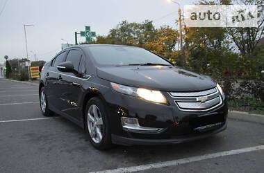 Ціни Chevrolet Volt Гібрид