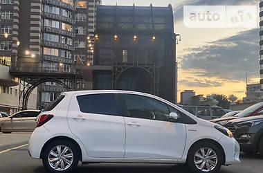 Ціни Toyota Yaris Гібрид
