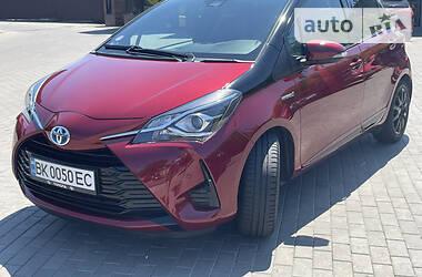 Цены Toyota Yaris Гибрид