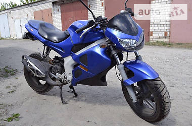 Gilera DNA stage6 70cc 2001