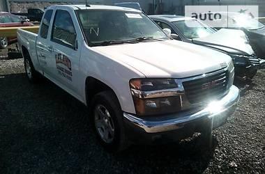 GMC Canyon SLE 4DR EXT CAB 2012