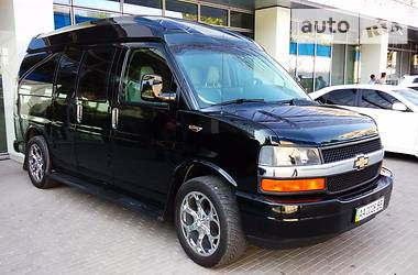 GMC Savana PLATINUM 2007