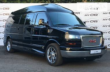 GMC Savana Limited SE 2010