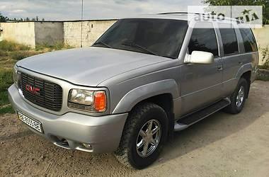 GMC Yukon  1999