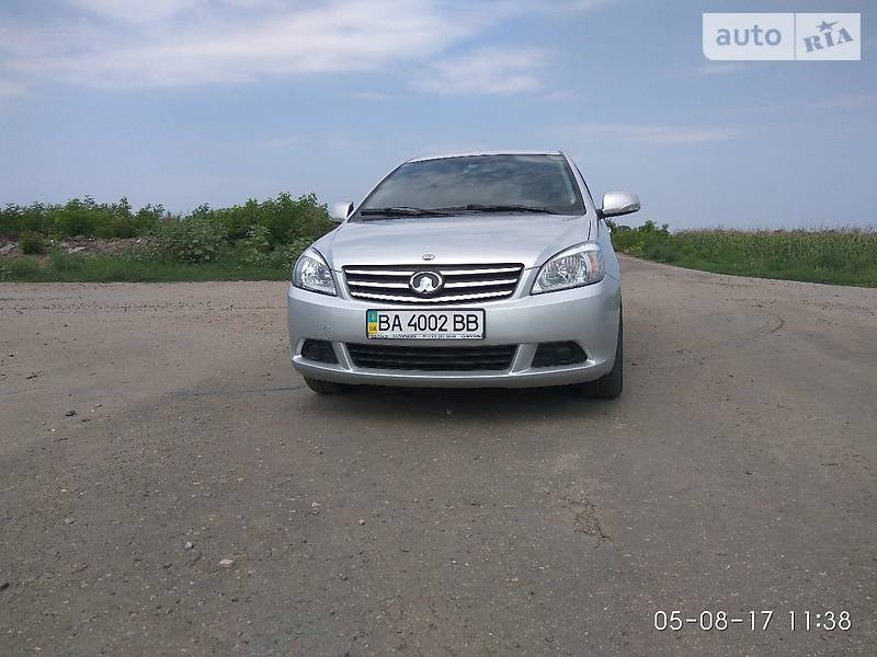 Great Wall C30 2014 року