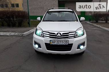 Great Wall Haval H3 Elite 2014