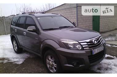 Great Wall Haval H3 City 2012