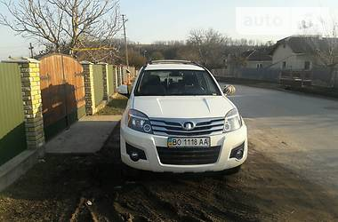 Great Wall Haval H3 ELIT 2013