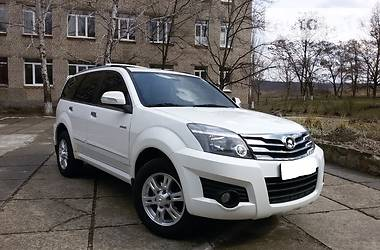 Great Wall Haval H3 4+4 2014