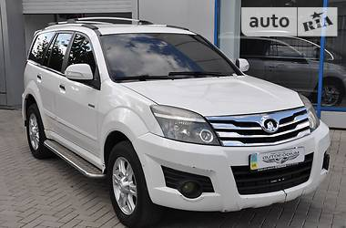 Great Wall Haval H3 2.4 2012