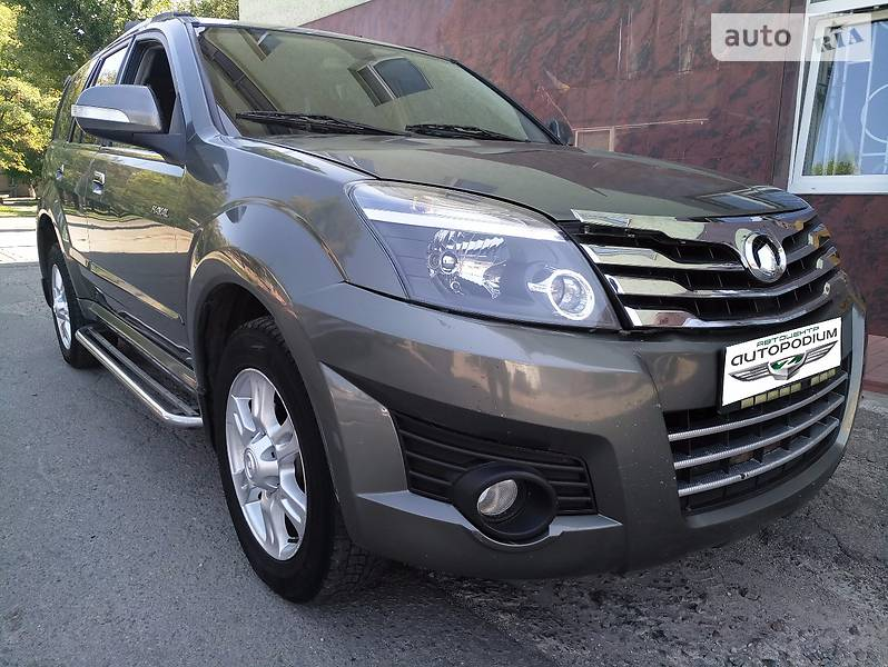 Great Wall Haval H3 2013 року