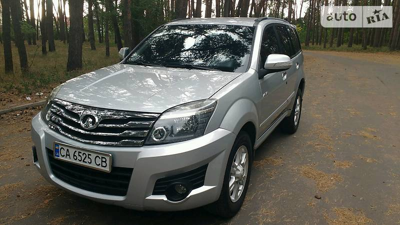 Great Wall Haval H3 2013 года