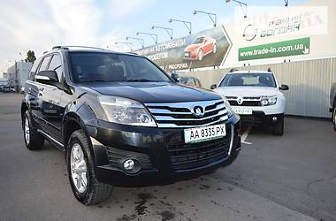 Great Wall Haval H3 4WD 2014