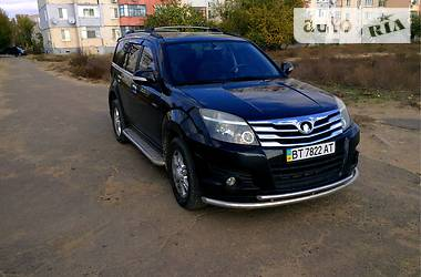 Great Wall Haval H3  2011