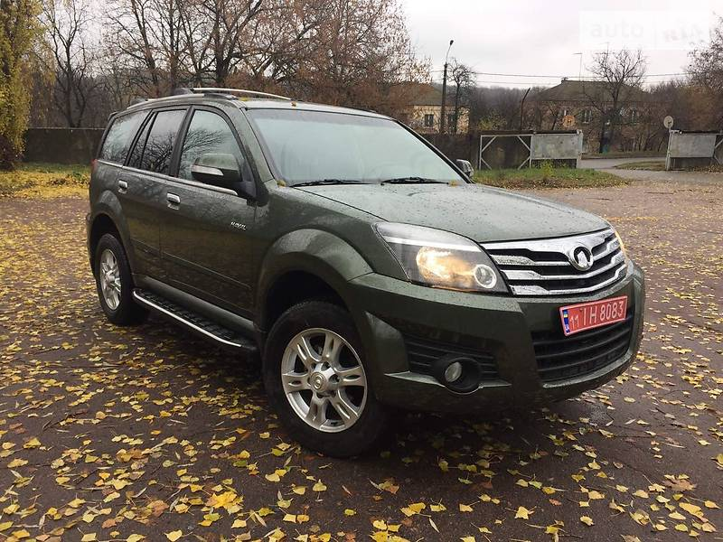 Great Wall Haval H3 2014 року