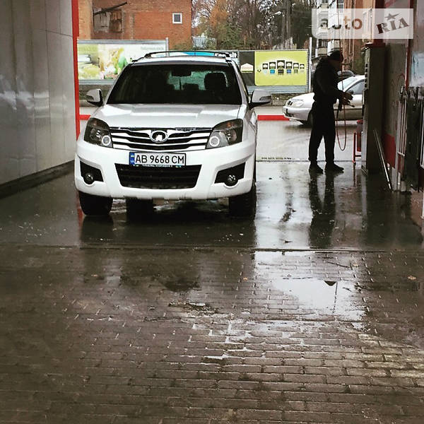 Great Wall Haval H3 2012 года