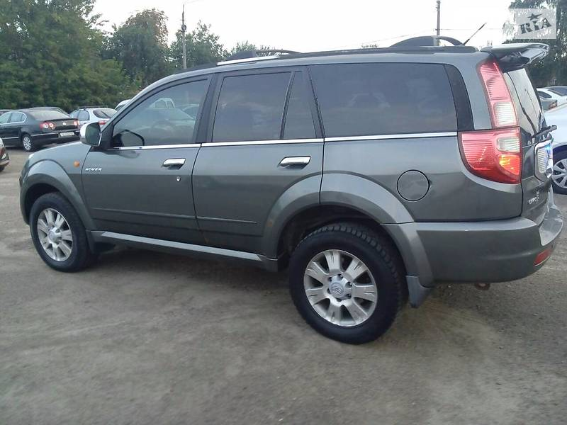 Great Wall Haval H5 2007 года