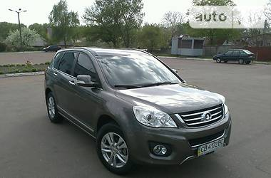 Great Wall Haval H6  2014