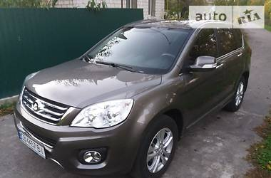 Great Wall Haval H6  2013