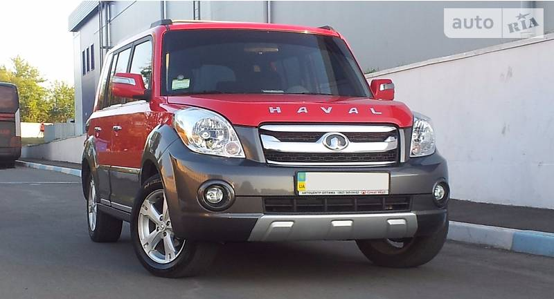 Great Wall Haval M2 2013 года